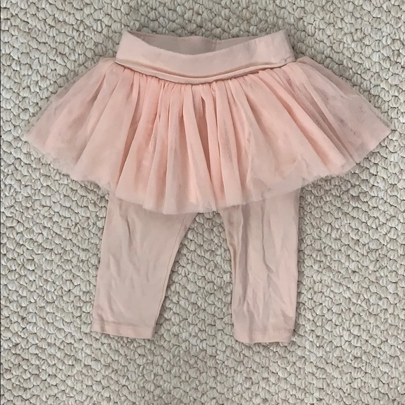 GAP Other - Baby Gap leggings with attached tutu